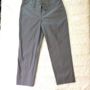 NWT Ann Taylor cropped Kate pants